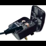 Microconnect PETRAVEL2EUTOUK electrical power plug Black