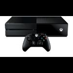 Microsoft Xbox One, 500GB 500GB Wifi Negro dir