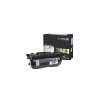 Lexmark X642e, X644e, X646e Return Program Print Cartridge Black ink cartridge