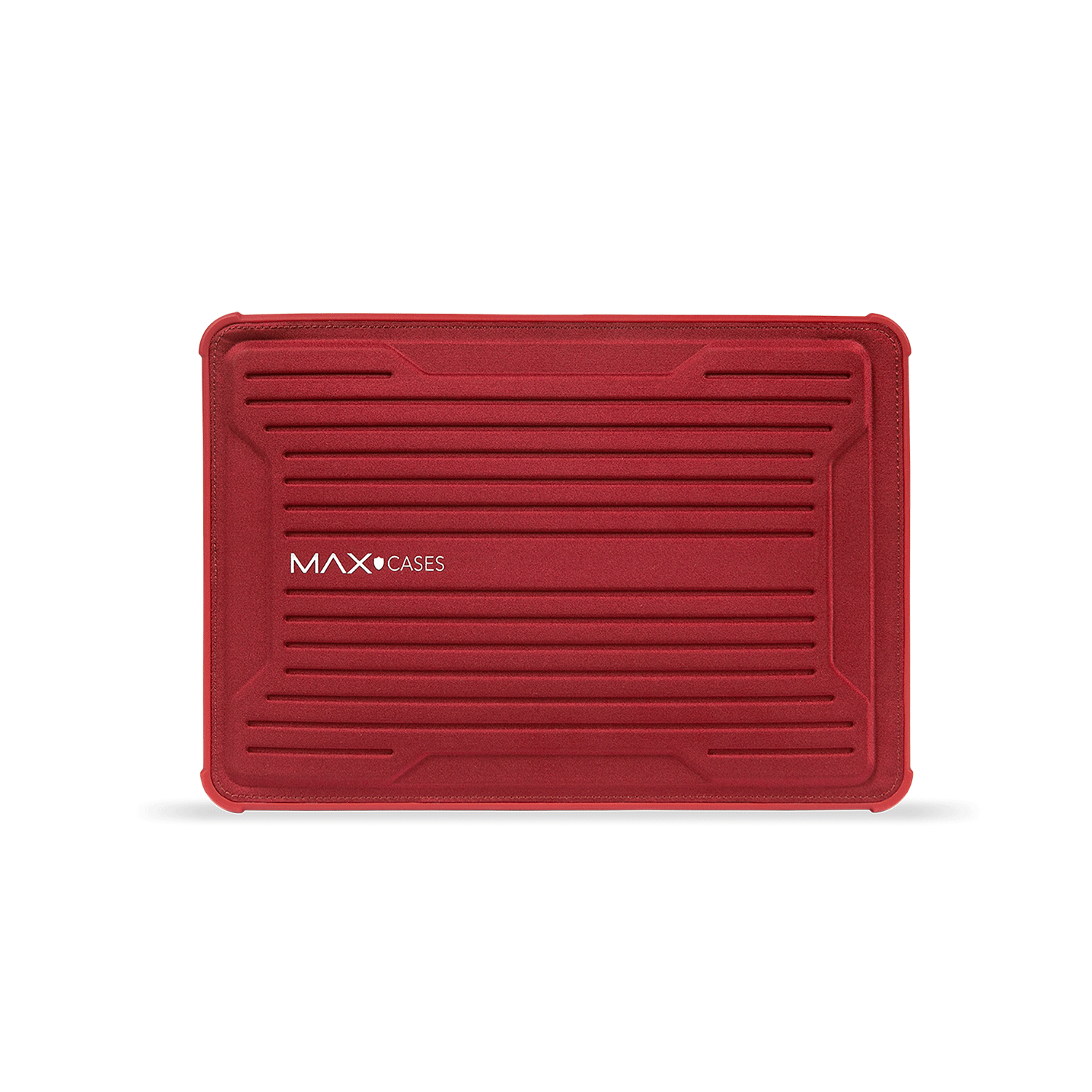 """MAXCases Rugged Sleeve - Notebook sleeve - 13"""" - red"""