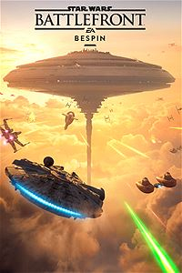Microsoft STAR WARS Battlefront Bespin Xbox One Video game downloadable content (DLC)