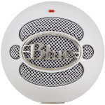 Blue Microphones SNOWBALL USB Mike White