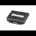 Aten VE8950R AV extender AV receiver Black