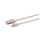 eSTUFF 1m USB-Lightning Gold