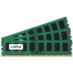 Crucial 48GB (3x16GB) DDR3 1600MHz PC3-12800 240-pin RDIMM memory module ECC