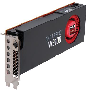 AMD FirePro W9100 AMD FirePro W9100 16GB