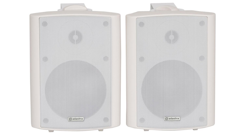 Adastra 170.165UK loudspeaker 2-way 30 W White Wired