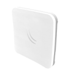 Mikrotik SXTsq Lite2 WLAN access point 100 Mbit/s Power over Ethernet (PoE) Internal White
