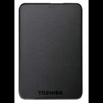 Toshiba 500GB STOR.E BASICS 500GB Black external hard drive