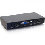 C2G HDMI[R], USB-C, Mini DisplayPort[TM], and VGA to HDMI Adapter Converter Switch - 4K 60Hz