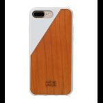 "Native Union CLIC Wooden mobile phone case 14 cm (5.5"") Cover White"