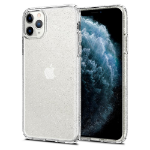 Spigen Liquid Crystal Glitter mobiele telefoon behuizingen Hoes Transparant