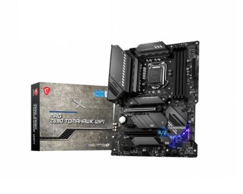 MSI MAG Z590 TOMAHAWK WIFI motherboard Intel Z590 LGA 1200 ATX