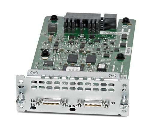 Cisco NIM-2T= network switch module