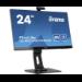"iiyama ProLite XUB2490HSUC-B1 pantalla para PC 60,5 cm (23.8"") 1920 x 1080 Pixeles Full HD Negro"