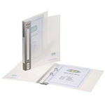 Snopake 10108 Transparent ring binder