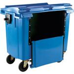 FSMISC 770L DROP FRONT WHEELLIE BIN BLUE