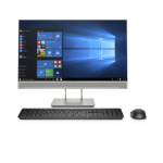 "HP EliteOne 800 G5 60.5 cm (23.8"") 1920 x 1080 pixels Touchscreen 9th gen Intel® Core i5 8 GB DDR4-SDRAM 256 GB SSD Wi-Fi 5 (802.11ac) All-in-One PC Windows 10 Pro 7AC06ET#ABU"