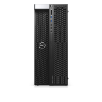 DELL Precision 5820 Intel® Core™ i9 X-series i9-10920X 16 GB DDR4-SDRAM 512 GB SSD Tower Black Workstation Windows 10 Pro