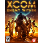 2K XCOM: Enemy Within, PC PC English video game