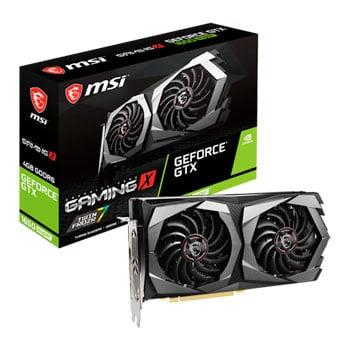 MSI GPU Nvidia GTX1650 Super Gaming X 4G Fan