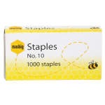 MARBIG STAPLES MARBIG NO.10 BX1000(EACH)