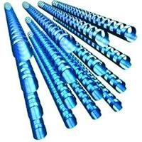 GBC CombBind Binding Combs 22mm Blue (100)