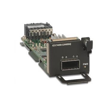 Brocade ICX7400-1X40GQ network switch module