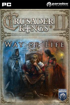 Nexway Crusader Kings II: Way of Life Video game downloadable content (DLC) PC/Mac/Linux Español