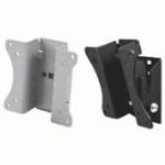 B-Tech LCD TV flat wall mount bracket Silver flat panel wall mount