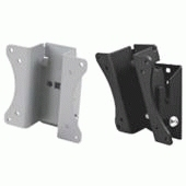 B-Tech LCD TV flat wall mount bracket Silver