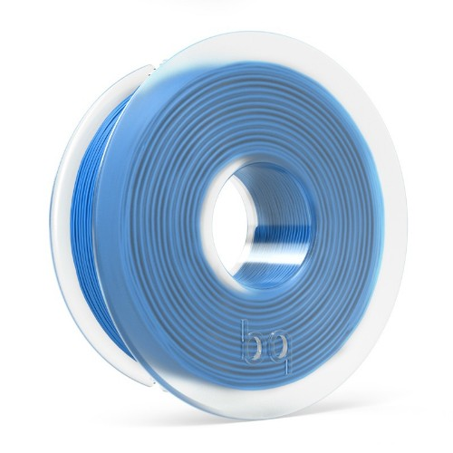 bq PLA filament 1.75mm Polylactic acid (PLA) Blue 300g