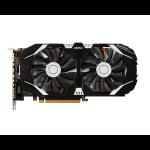 MSI GeForce GTX 1060 6GT OCV1 GeForce GTX 1060 6GB GDDR5