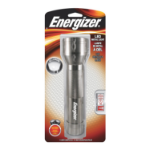 Energizer 6 LED Metal Light Hand flashlight LED Grey,Metallic