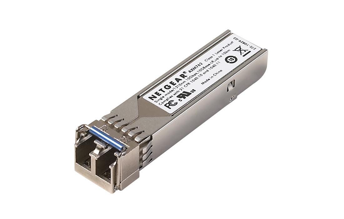 Netgear 10 Gigabit LR SFP+ Module network media converter 10000 Mbit/s