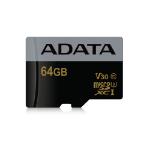 ADATA AUSDX64GUI3V30G-RA1 memory card 64 GB MicroSDXC Class 3 UHS-I