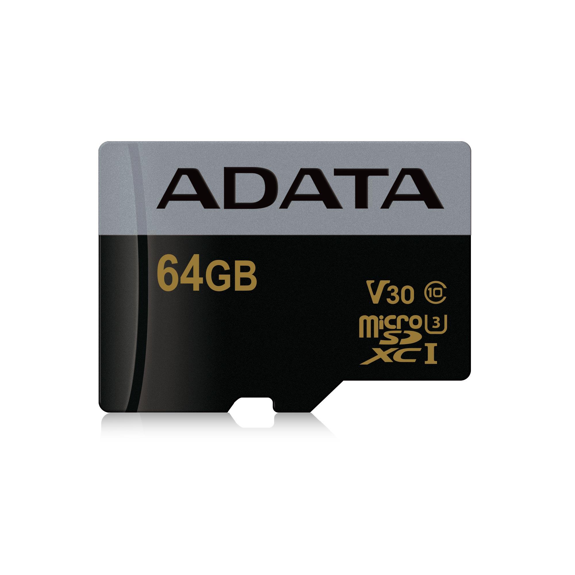 64GB Uhs-i U3 V30 Micro Sdhc