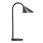 Unilux Sol LED Desk Lamp Black