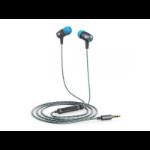 Huawei AM12 Plus Dentro de oído Binaural Alámbrico Azul, Gris auriculares para móvil