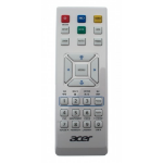 Acer MC.JK211.007 IR Wireless Push buttons White remote control