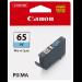 Canon CLI-65 cartucho de tinta 1 pieza(s) Original Cian