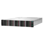Hewlett Packard Enterprise HPE D3710 Enclosure disk array Rack (2U) Black,Silver