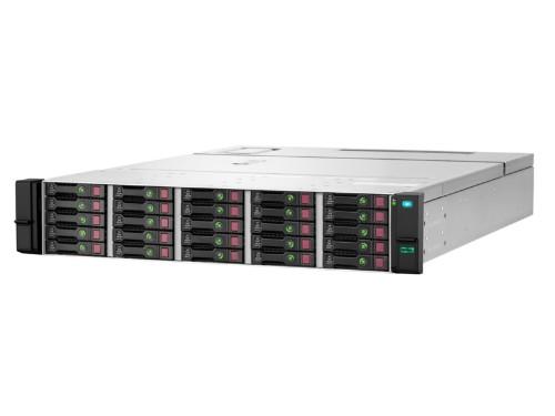 Hewlett Packard Enterprise HPE D3710 Enclosure disk array Rack (2U) Black,Silver