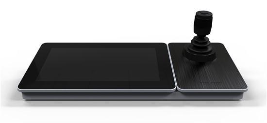 Hikvision Digital Technology DS-1600KI keyboard USB Black