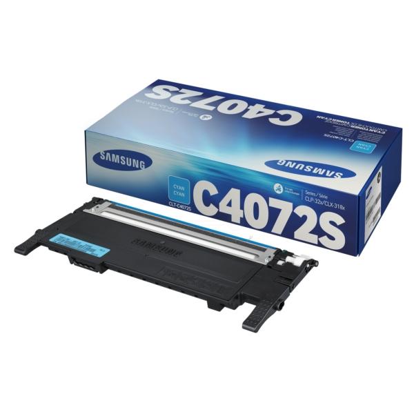 Samsung CLT-C4072S/ELS (C4072S) Toner cyan, 1000 pages