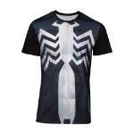 Marvel Venom Suit Sublimation T-Shirt, Small, Male, Multi-colour (TS628781MVL-S)
