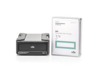 Hewlett Packard Enterprise RDX 3TB USB 3.0 3000 GB