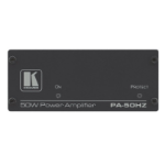 Kramer Electronics PA-50HZ audio amplifier 1.0 channels Performance/stage Black