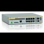 Allied Telesis AT-x230-10GP-50 Managed L2+ Gigabit Ethernet (10/100/1000) Grey Power over Ethernet (PoE)