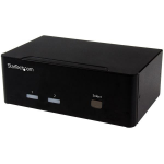 StarTech.com 2-port KVM switch with dual VGA - USB 2.0